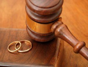 Rastorzhenie braka v sude