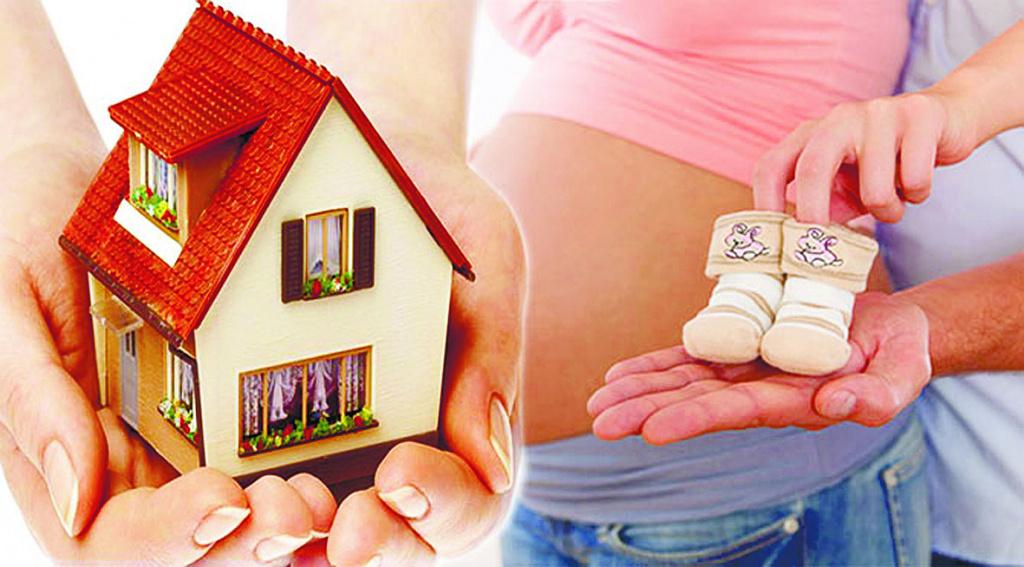Покупка доли в квартире или доме на средства материнского капитала