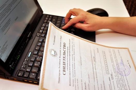 Проект закона 129-ФЗ о регистрации юрлиц и ИП
