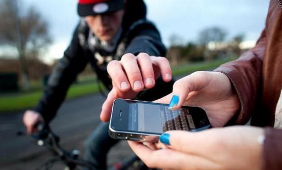 Блокировка краденного телефона