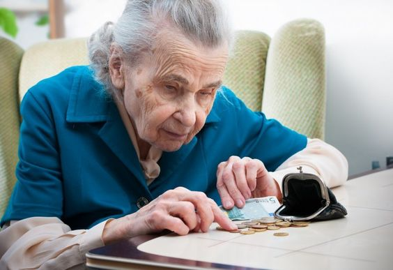 Обман пенсионеров: горький опыт