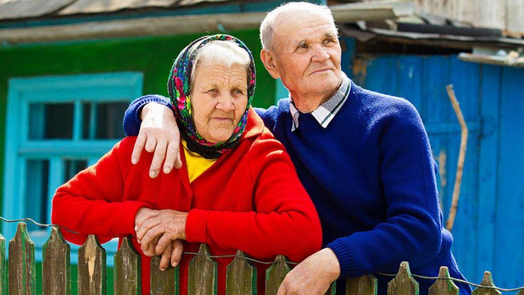 Повышение пенсии сельским пенсионерам в 2019 году