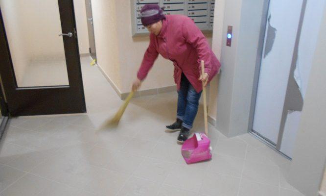 DSCN0908 666x400 - Нормативы уборки подъездов многоквартирных домов